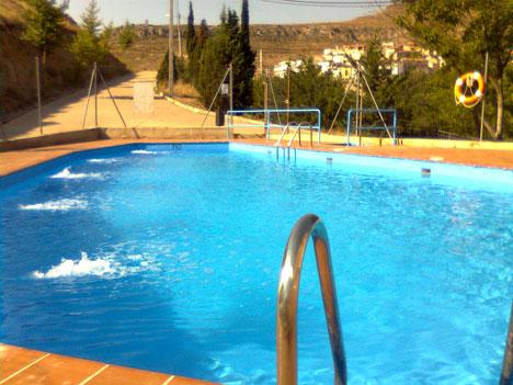 Albergue - Socorrista de piscina ...